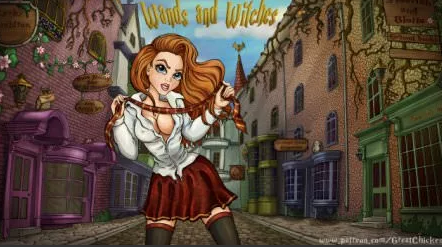 Wands and Witches