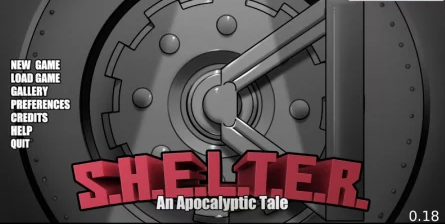S.H.E.L.T.E.R. 0.22 Game Walkthrough Download for PC Android