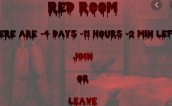 The Red Room Download Game Walkthrough Full Version