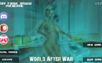 World After War v0.41 Download Game Walkthrough Full Version