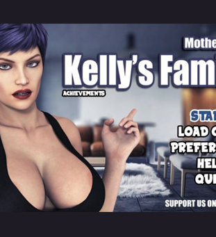 Kelly's Family Mother in law Game Download for Mac/PC